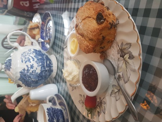Alfresco Tea Rooms: 20170413_161845_large.jpg