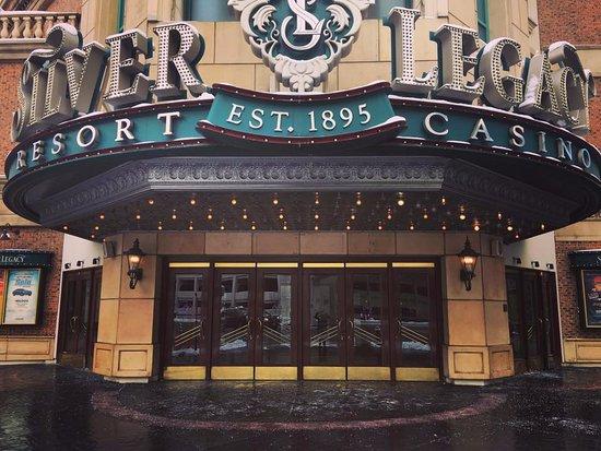 Silver Legacy Reno Reviews