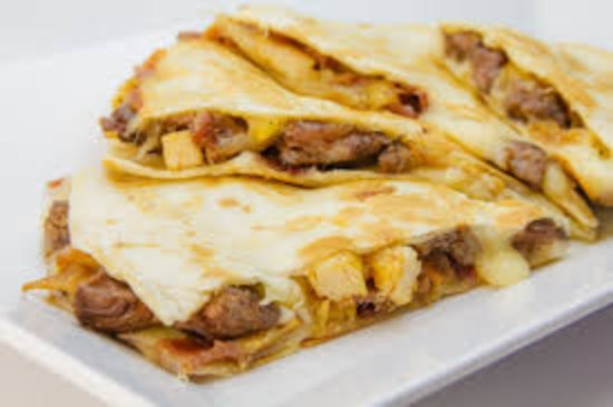 Freeport, Ιλινόις: Steak Quesadilla