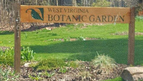 Cheat Lake, WV: Botanical gardens