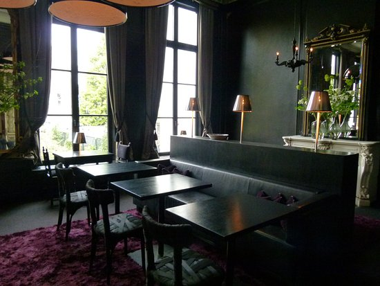 Canal House: Breakfast Room