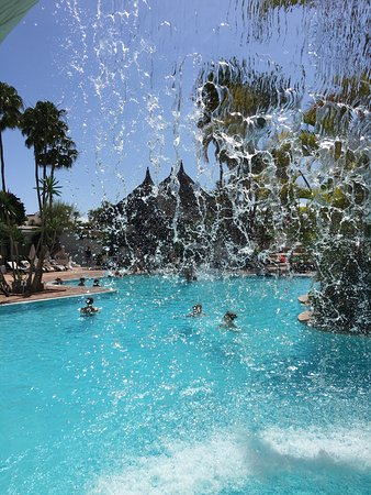 Picture of hotel jardin tropical costa adeje for Jardin tropical