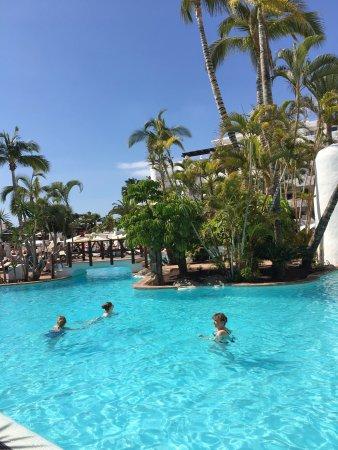 Hotel Jardin Tropical - Bild von Hotel Jardin Tropical, Costa ...