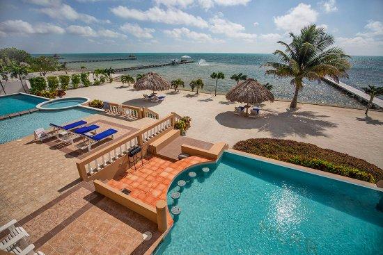 Pool - Picture of Hol Chan Reef Resort & Villas, Ambergris Caye - Tripadvisor