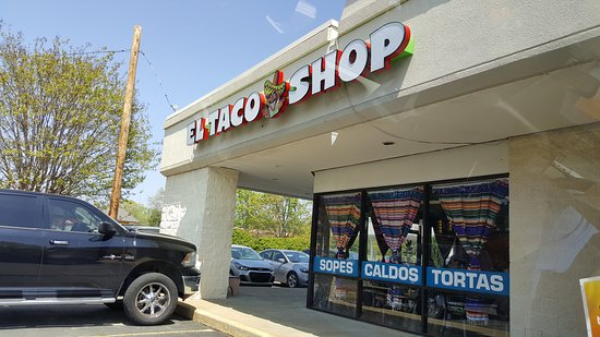 Mocksville, NC: El Taco Shop