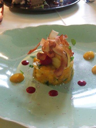 L'Hostellerie d'Acquigny : Le dessert