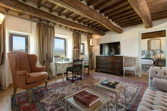 Montespertoli, Italië: Two Bedrooms Suite