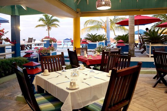 Negril Palms Hotel: Our restaurant awaits you