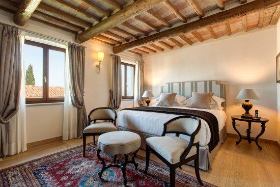 Montespertoli, Włochy: Deluxe Suite