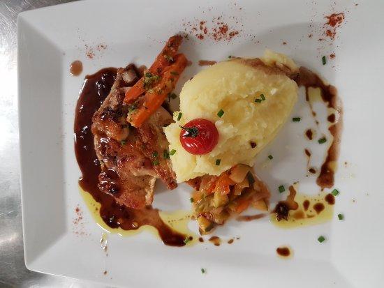 La Table Du Marche Trouville Sur Mer Restaurant Reviews Photos