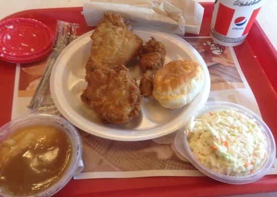 Port Hueneme, CA: Chicken