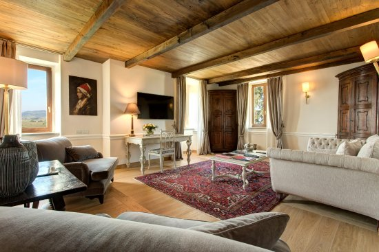 Montespertoli, Italy: Executive Suite