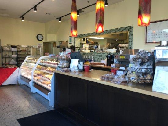 PattyCakes Bakery : Order counter