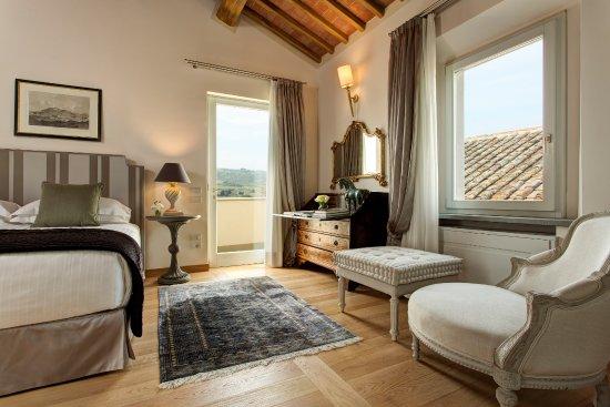 Montespertoli, Włochy: Villa Tornabuoni - Bedroom