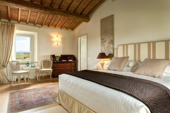 Montespertoli, Italia: Villa Tornabuoni - Bedroom