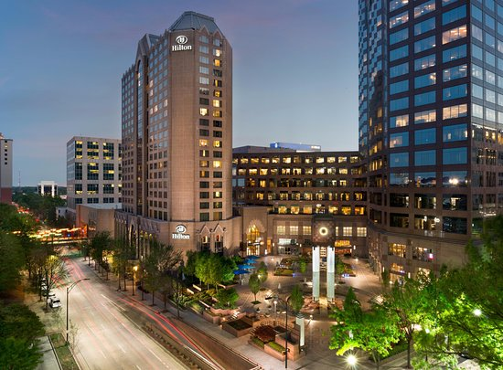 Holiday Inn Charlotte Center City Updated 2017 Prices Hotel Reviews Nc Tripadvisor