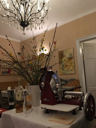 ristorante villa von haacke potsdam restaurant reviews. Black Bedroom Furniture Sets. Home Design Ideas
