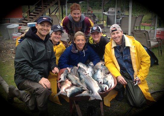 Eric Loomis Fishing