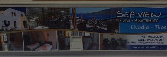Livadia, Yunani: Sea View Hotel