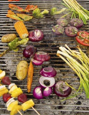 Samsara's Garden: Vegan BBQ Sundays
