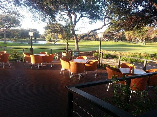 Kathu, South Africa: Albatros restaurant