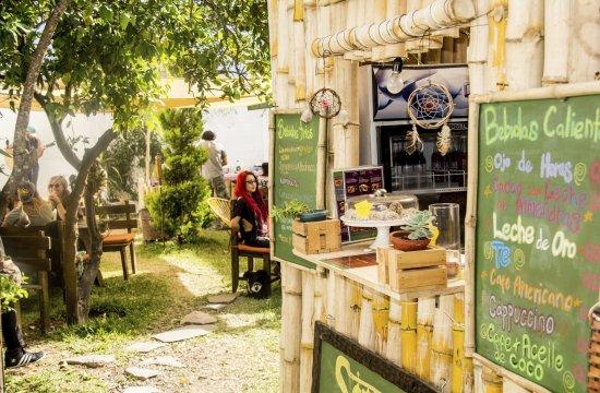 Samsara's Garden: Vegan Restaurant