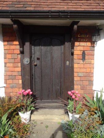 Little Dane Court: The Front Door