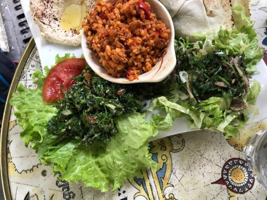 Picture of falafel cafe paris tripadvisor - Cuisine bernard falafel ...