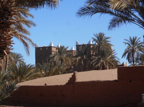 Landscape - Picture of Hotel Carrefour des Nomades, M'Hamid - Tripadvisor