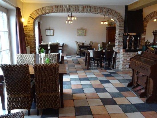 Aardenburg, Países Baixos: Deel van het restaurant