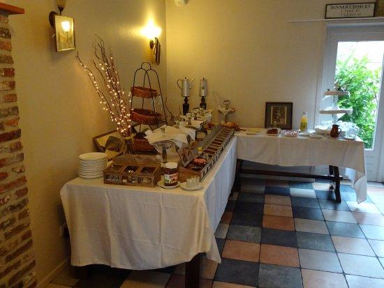 Aardenburg, Países Baixos: Ontbijtbuffet voor 2 personen!