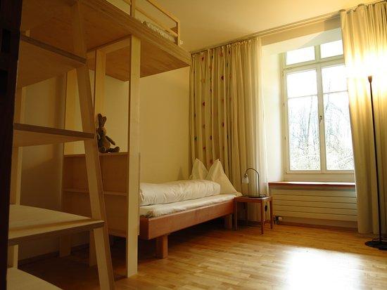 Rorschacherberg, Suiza: Familienzimmer
