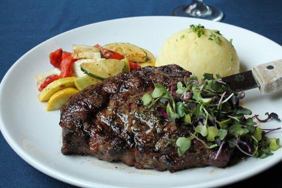 New Buffalo, MI: Hand-Cut Steaks. One of the best around!