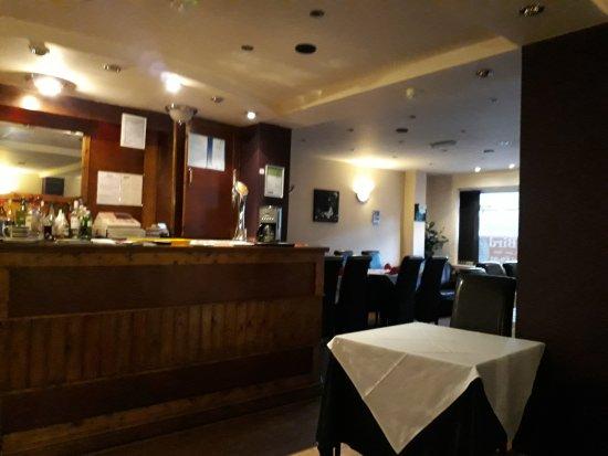 Eccles, UK: Taste of East