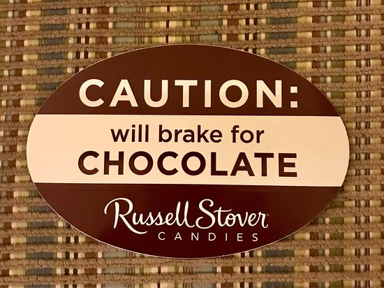 Abilene, KS: Russell Stover Candy Company