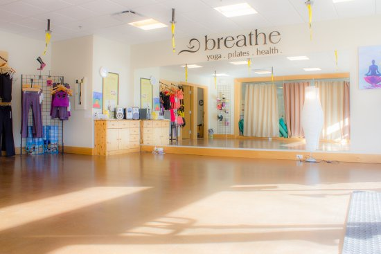 Breathe Studio at Watermark