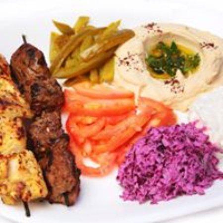 Barakat Restaurant: plate 1