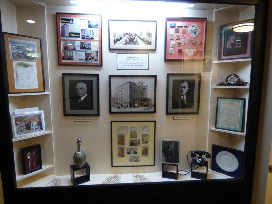 history exhibit - Picture of Hotel Harrington, Washington DC