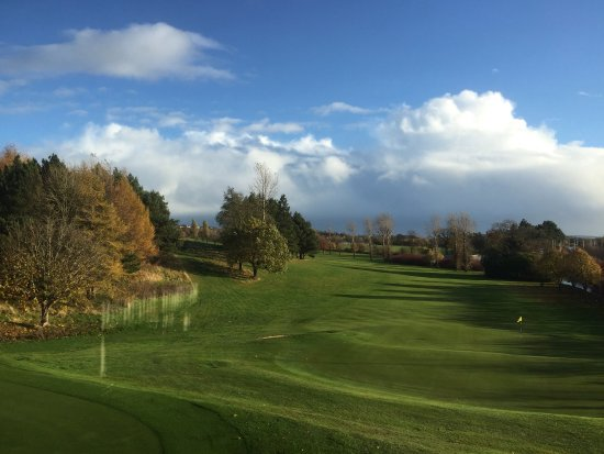 Pitreavie Dunfermline Golf Club