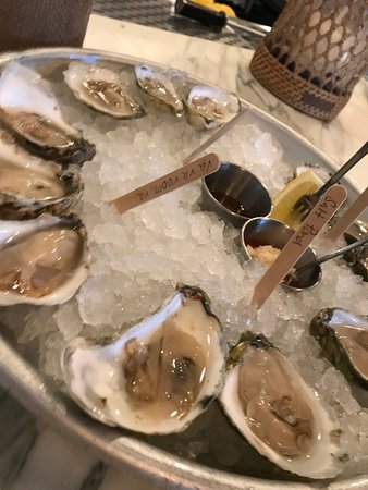 Midtown Oyster Bar: Frantastic food, greater service!