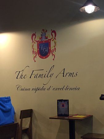 The Family Arms: photo1.jpg