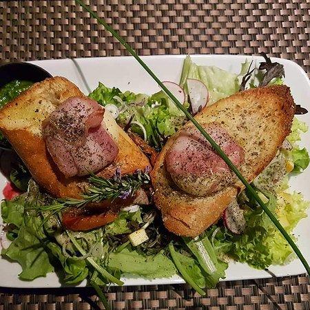 image vin et fourchette sur Bar-Le-Duc