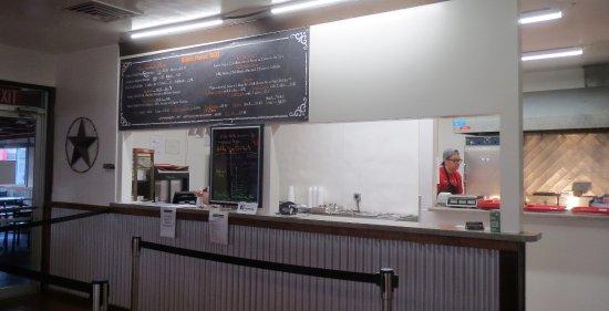 Rio Rancho, NM: Order line & kitchen
