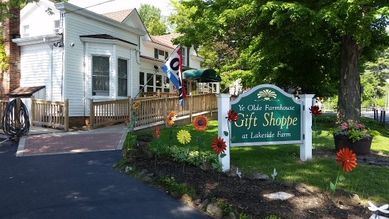 Ballston Spa, Estado de Nueva York: Ye Olde Farmhouse Gift Shoppe