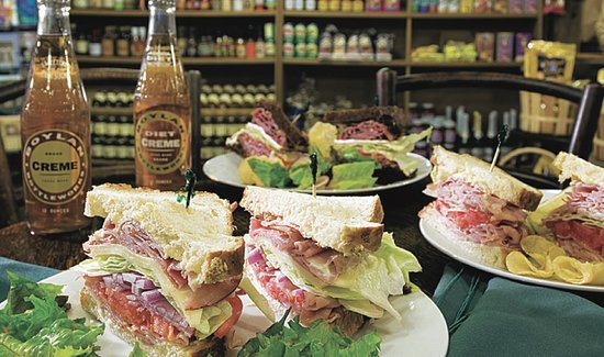 Ballston Spa, Estado de Nueva York: Specialty Sandwiches