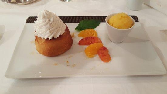 Bozouls, فرنسا: Restaurant La Route d'Argent