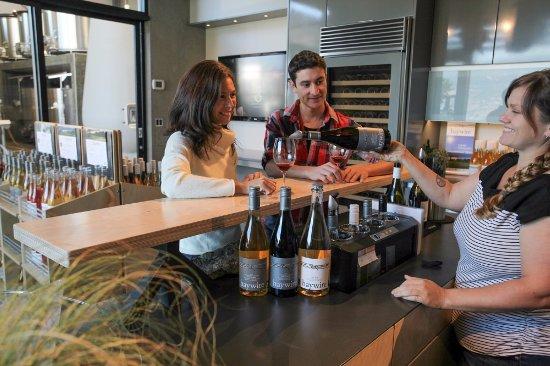 Summerland, Canadá: Okanagan Crush Pad Winery