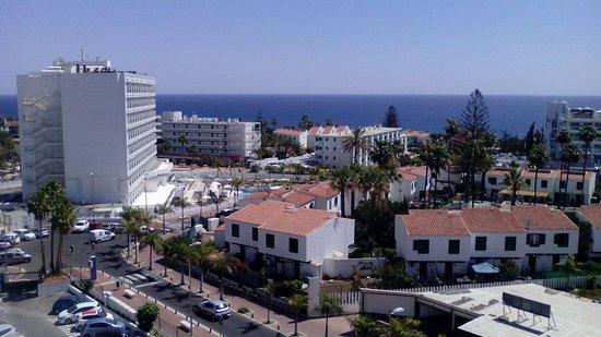 Green Park Apartments: Playa muy cercana