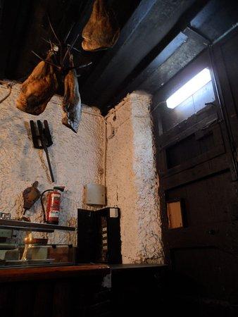 Casa del Molinero: Ambiente rustico