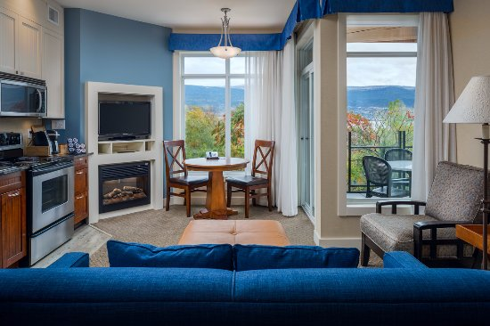 Summerland, Canadá: Studio Suite with Living Room